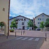 Kurtinig Dorfplatz