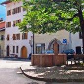 Margreid Dorfplatz