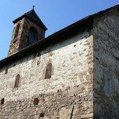 Ein Blick auf die Schlosskapelle