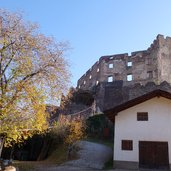 RS jenesien burg ruine rafenstein