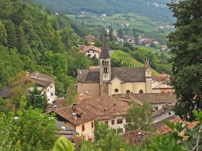 Montagna sulla strada del vino bz for Piccoli disegni di baite di montagna