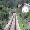 Mit der Mendelbahn geht es anfangs von St. Anton in Kaltern auf den Mendelpass. Foto: RD, © Peer