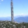 """Der """"Kleine Penegal"""" bietet hervorragende Aussicht und ein Gipfelkreuz! Foto: RD, © Peer"""