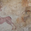 Admirable frescos decorate the little chapel of Castel d'Appiano. Foto: ED, © Peer