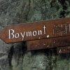 The next stop: the third ruin we can visit in the frame of this walk is Castel Boymont. Foto: RD, © Peer