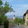 Die Straße verbindet Girlan direkt mit Eppans Hauptort St. Michael. Foto: AT, © Peer