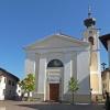 Die Girlaner Pfarrkirche ist dem Heiligen Martin von Tours geweiht. Foto: AT, © Peer