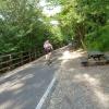Frangarto è una meta molto amata dai ciclisti, infatti qui si trovano i collegamenti per le piste ciclabili che conducono a Caldaro, Merano e Bolzano. Foto: AT, © Peer