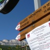 Hiking in the surroundings of Appiano - the trails take you on the hills and mountains, to Castel d'Appiano or to Missiano. Foto: AT, © Peer
