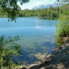 The little lake of Monticolo. Foto: AT, © Peer