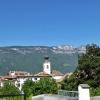 """Das Weindorf ist erreicht, die """"anstrengende"""" Auffahrt hinter uns. Foto: AT, © Peer"""
