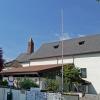 Die Pfarrkirche Maria Heimsuchung wurde von den Kapuzinern errichtet und ist auffallend einfach und schlicht gestaltet. Foto: AT, © Peer