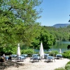 In the middle of the forest, there is the natural gem of the lake of Monticolo. Foto: AT, © Peer