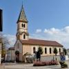 Die Dominikanerkirche zum Hl. Josef zählt zu den neueren sakralen Gebäuden im Ort. Foto: AT, © Peer