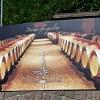 Paese vitivinicolo: la cantina sociale di San Paolo si è fatta un nome puntando sulla qualità del vino. Foto: AT, © Peer
