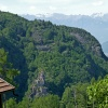 A highlight in the vicinity is Castel Festenstein. It can be reached via a hiking trail. Foto: AT, © Peer