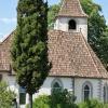 Die kleine St.-Anna-Kirche in St. Michael. Foto: EMS, © Peer