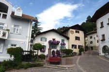 Montan Dorf Montagna paese