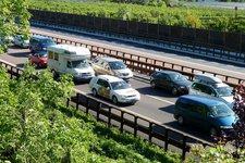 Service Karte -> Verkehr Brennerautobahn 2011