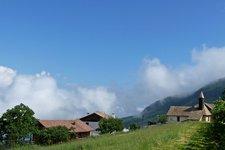 Montan Gschnon Montagna Casignano