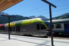 Service - Anreise mit Bahn