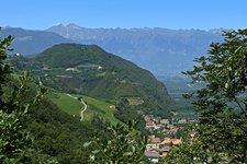 Nals Dorf Nalles paese