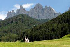 Wandern -> Kirche Magdalena weitere Wanderungen