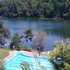 Lido al lago di Monticolo