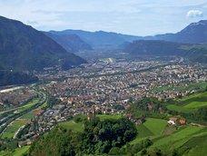 Rennrad-Tour in den Dolomiten
