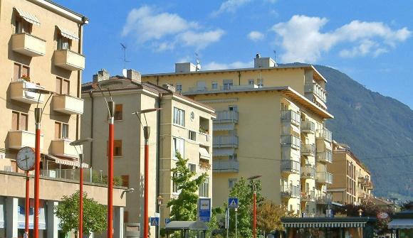Bolzano quartiere Europa Novacella