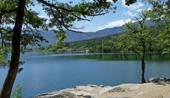 Wanderung von Rungg zu den Montiggler Seen 2011