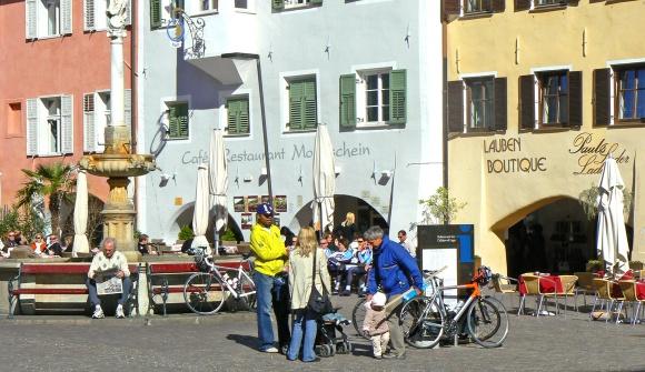 Am Radweg von Eppan nach Kaltern 2011