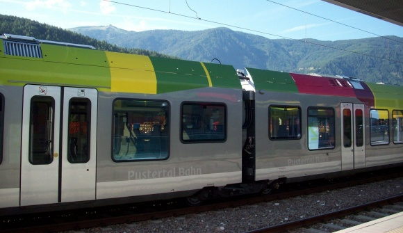 Anfahrt mit öffentlichen Verkehrsmitteln 2011