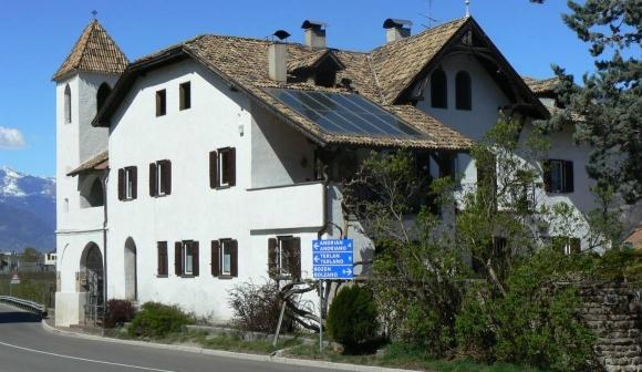 Kirche zum St. Nikolaus 2011