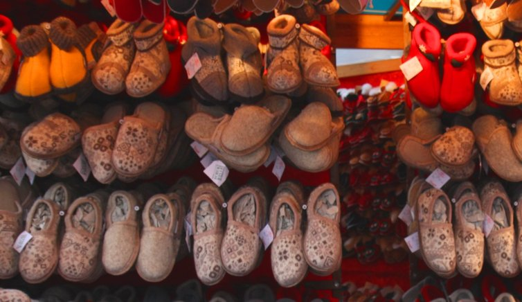 Christmas handicraft exhibition, Foto: EMS, © Peer