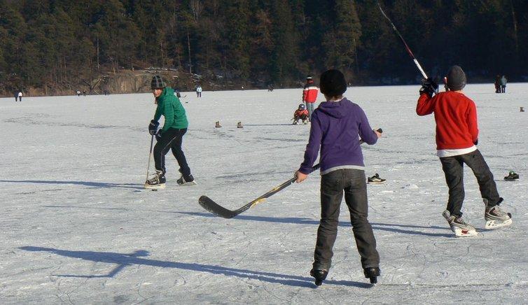 Eislaufen, Foto: ED, © Peer