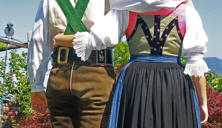 Costume tradizionale dell\'Oltradige, Foto: MC, © Peer