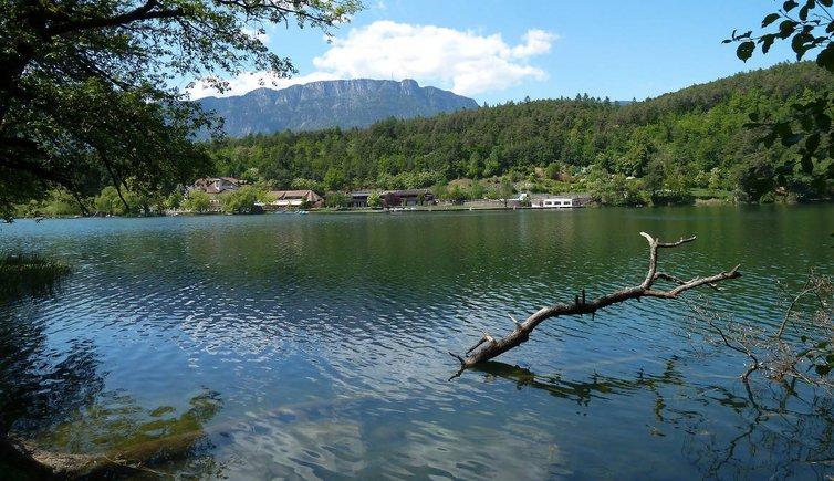Großer Montiggler See, Foto: AT, © Peer