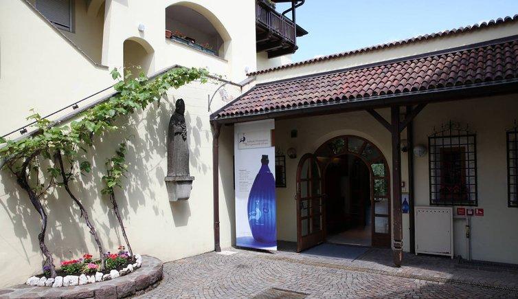 Museo Provinciale del Vino, Foto: Oskar Verant, © Südtiroler Weinmuseum
