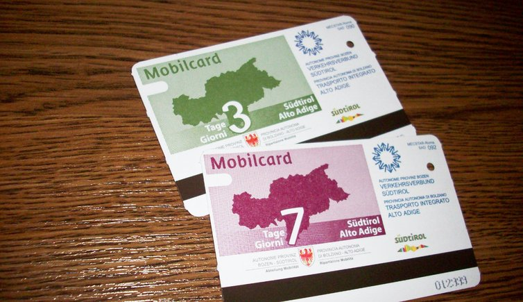 RS mobilcard bahn bus
