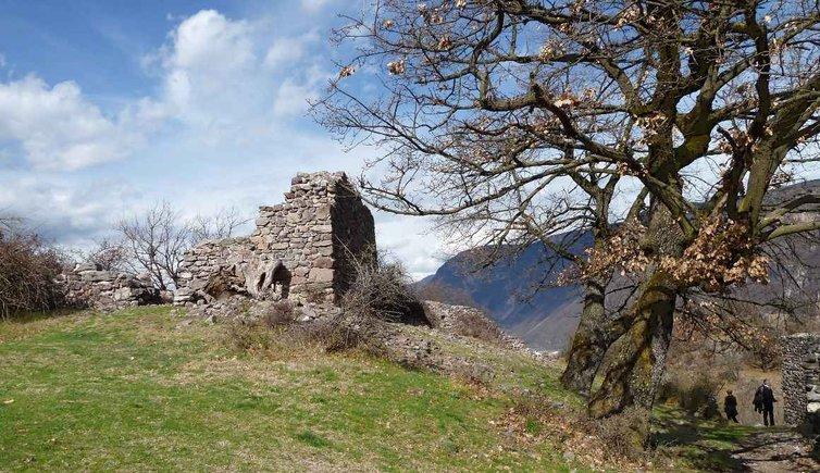 Escursione primaverile fino a Castelfeder, Foto: AT, © Peer