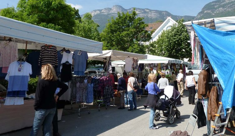 Mercati, fiere e shopping, Foto: AT, © Peer