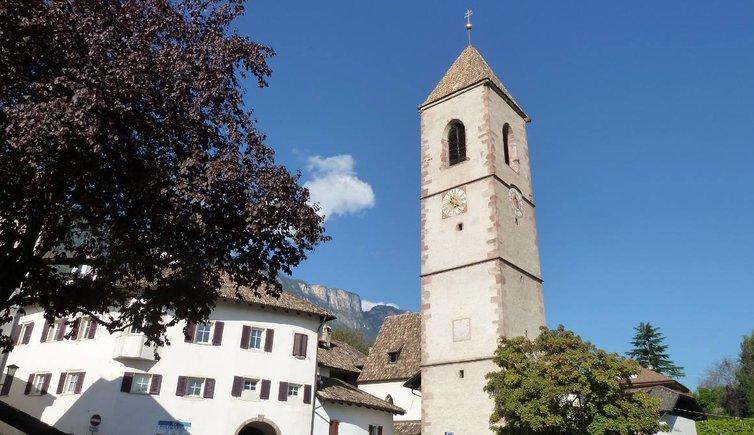 Kirche zum Erzengel Michael, Foto: AT, © Peer