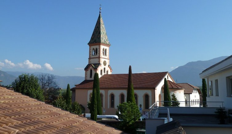 Kirche zum Hl. Josef, Foto: AT, © Peer
