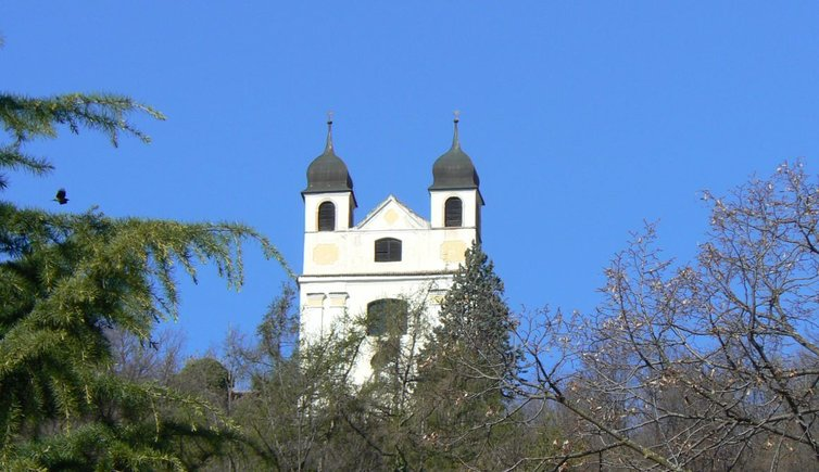 Gleifkirche zum Hl. Kreuz, Foto: ED, © Peer