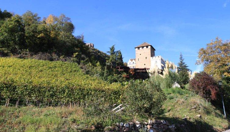 Castel Corba, Foto: EMS, © Peer