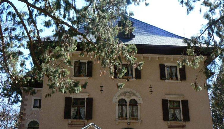 Schloss Matschatsch, Foto: ED, © Peer