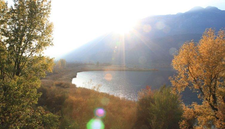 Escursione autunnale al Lago di Caldaro, Foto: EMS, © Peer