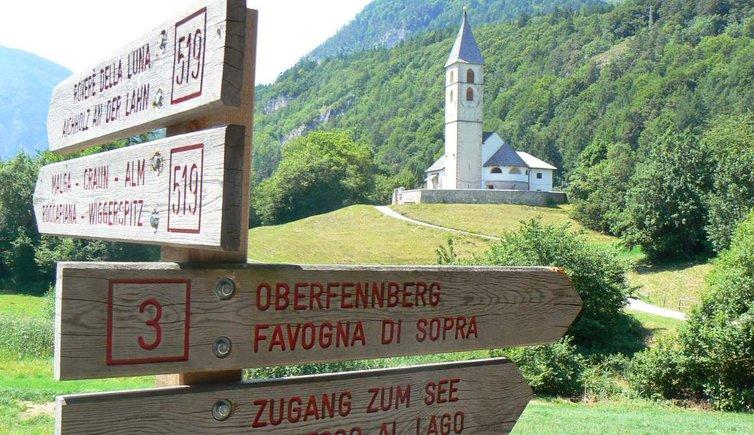 Wanderung von Kurtatsch nach Fennberg, Foto: ED, © Peer