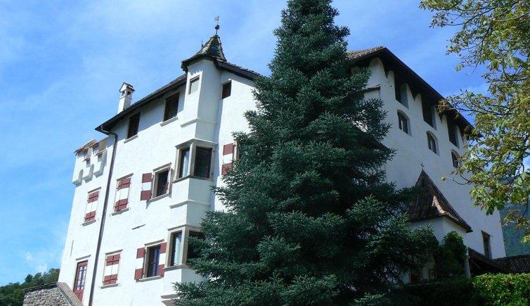 Castel Paschbach, Foto: ED, © Peer
